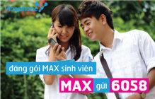 Gói cước 3G cho sinh viên của các mạng di động