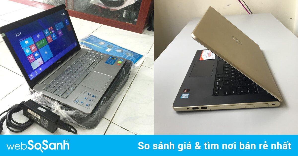 Gợi ý một số model laptop cũ giá rẻ cho học sinh, sinh viên