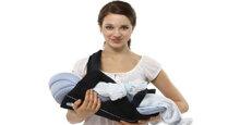 Gợi ý những loại địu em bé sơ sinh tốt nhất