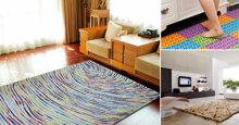 Gợi ý những ý tưởng chọn thảm trải sàn trang trí hay cho căn nhà của bạn