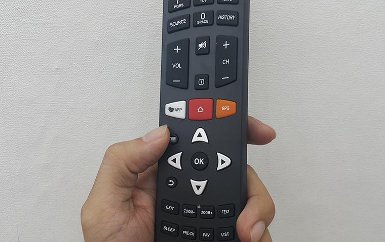 cài đặt kho ứng dụng ngoài trên smart tivi TCL bằng file APK
