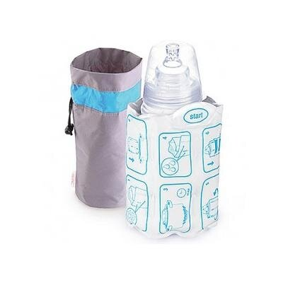 Gọn gàng với túi hâm nóng sữa không dùng điện Lovi 19/400