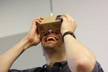 Google Cardboard biến thiết bị Android thành máy thực tại ảo