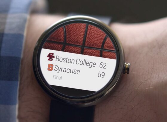 Google đẩy mạnh xây dựng kho ứng dụng cho smartwatch Android Wear