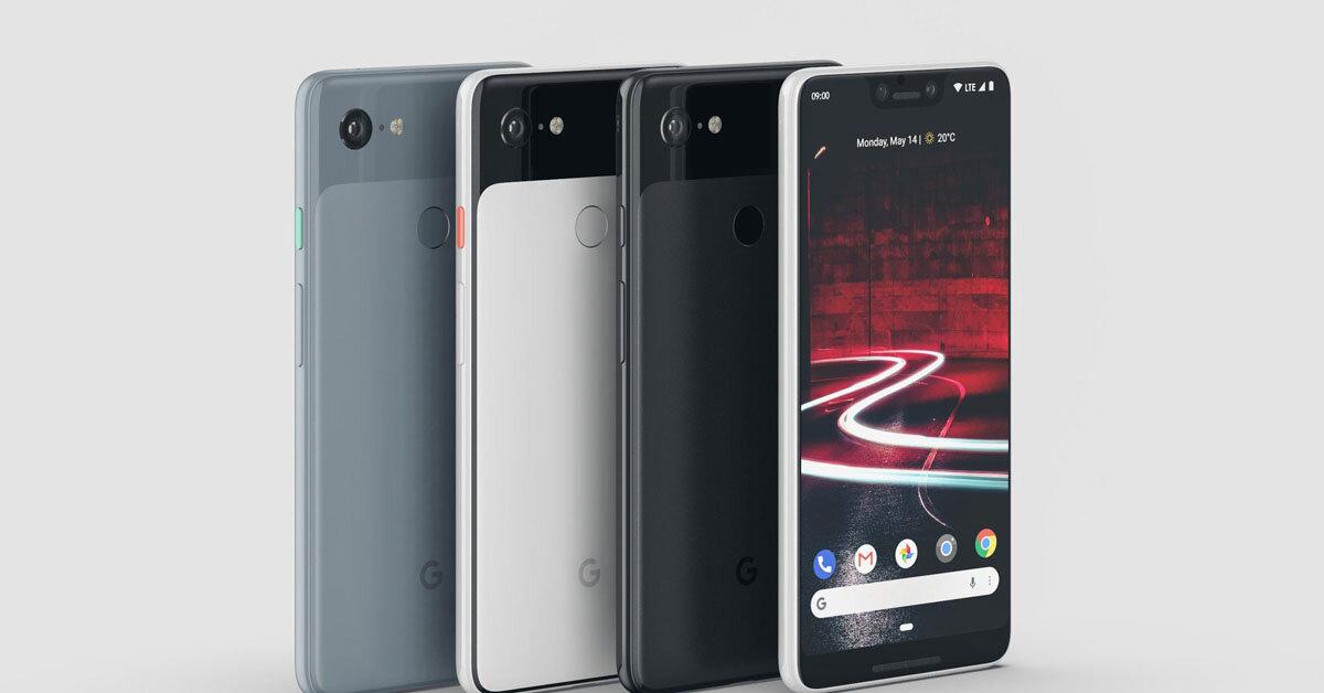 Google Pixel 3/3XL sẽ có bước tiến vượt bậc so với iPhone X