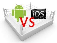 Google thua xa Apple về khả năng cập nhật hệ điều hành