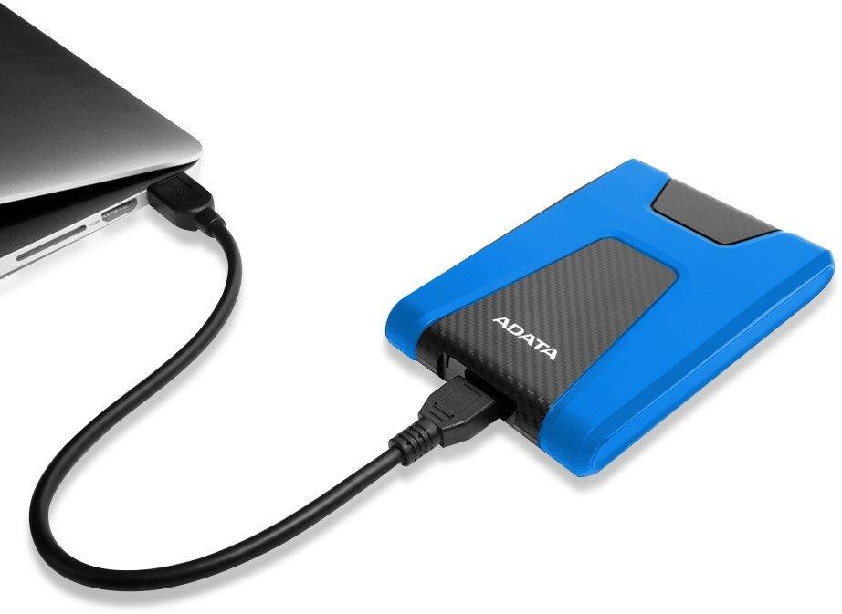 Ổ cứng di động 1TB Adata HD650