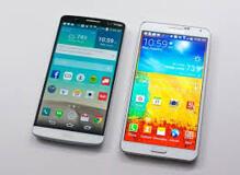 Nên mua LG G3 hay Samsung Galaxy Note 4