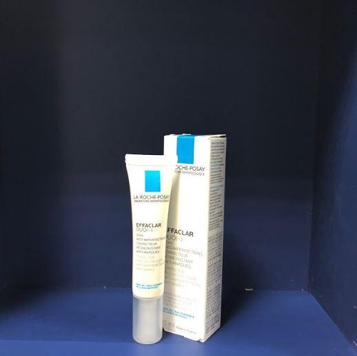Bộ chăm sóc chuyên sâu cho da mụn nhạy cảm, giảm mụn ngừa thâm hiệu quả trong 24h La Roche Posay Effaclar Kit