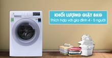 Review máy giặt Electrolux Inverter 8 kg EWF10844 dùng có tốt không ? Giá bao nhiêu ?