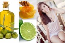 4 cách tẩy da chết hiệu quả với dầu Oliu Extra Virgin