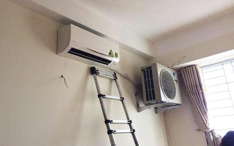 """Vì sao dàn nóng không được đặt """"chung một nhà"""" với dàn lạnh điều hoà"""