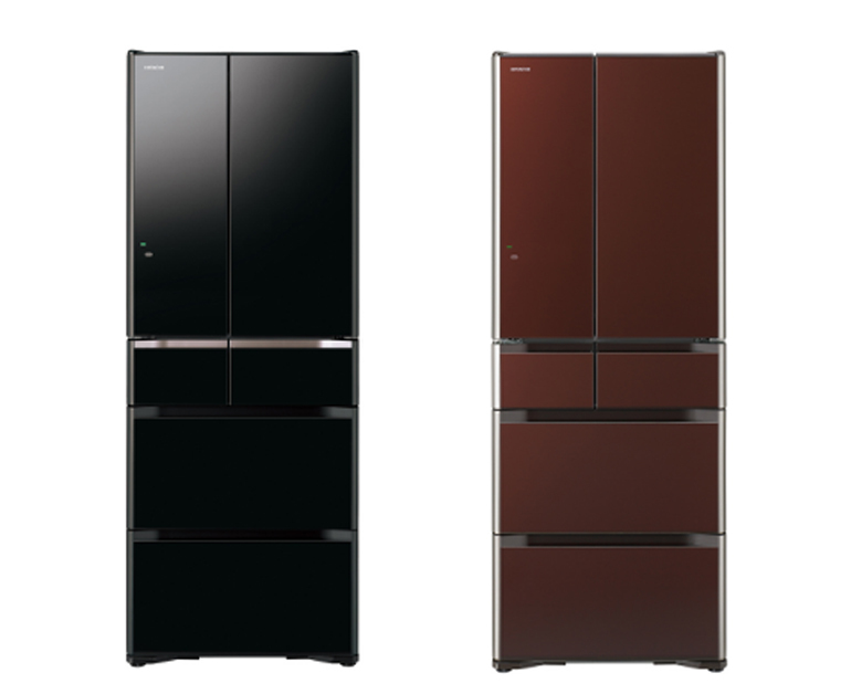 Tủ lạnh HitachiR-G570GV có mấy màu ?