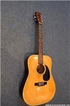 Đàn Guitar Acoustic Morris W-18