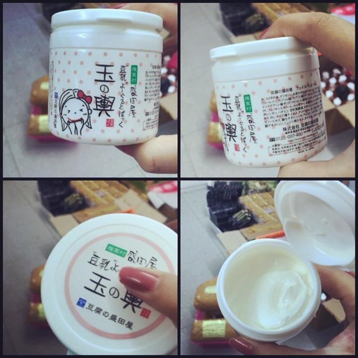 Mặt nạ đậu hũ Tofu Moritaya