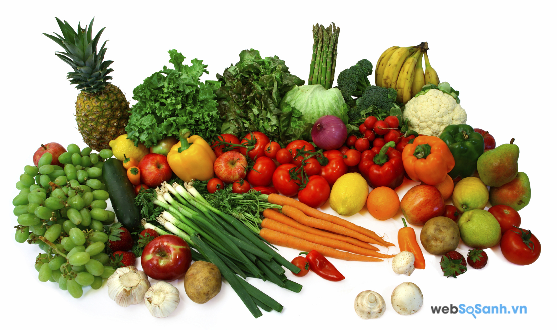 Bổ sung hoa quả giàu vitamin C,,A rất tốt cho người bị thủy đậu