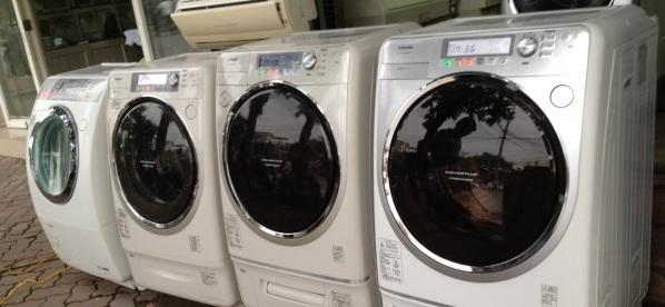 có nên mua máy giặt nội địa Nhật