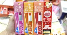 Review các loại son dưỡng dhc của Nhật mới nhất 2018