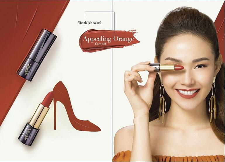 Son lì Collagen Lip On Lip Charm điểm 10 của chất lượng, cùng với một thiết kế khác biệt và sắc hoàn hảo