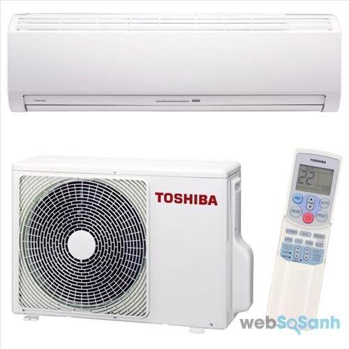 Đánh giá chất lượng điều hòa Toshiba dùng có tốt không