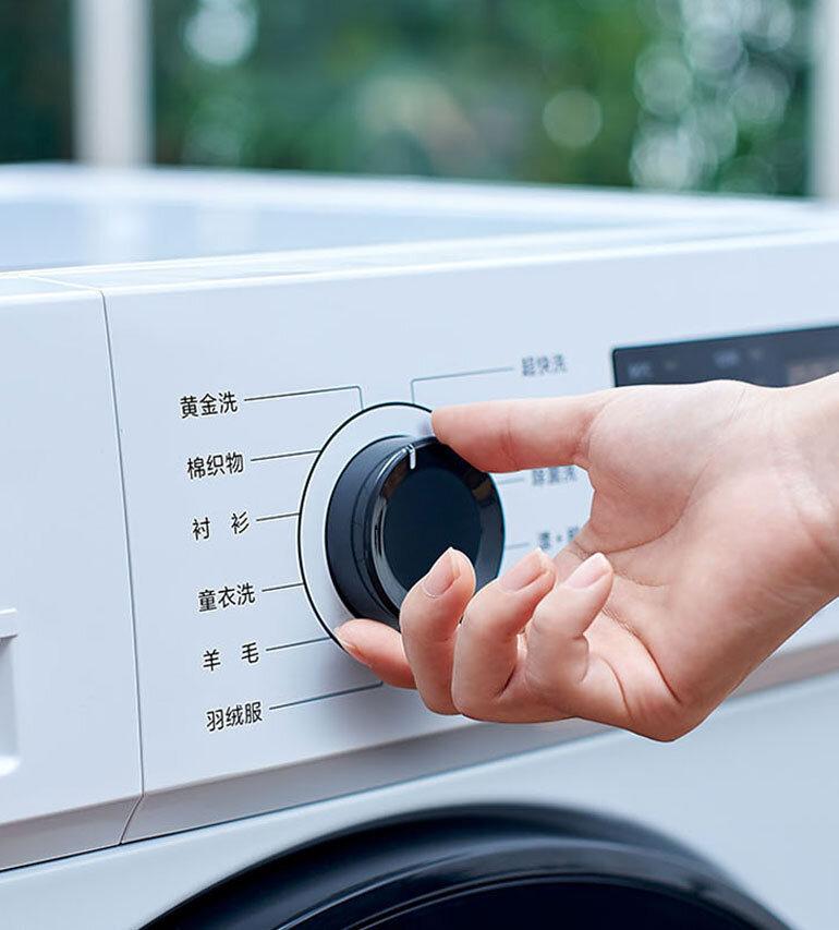 Tìm hiểu các chế độ, chức năng trên máy giặt Viomi W8S
