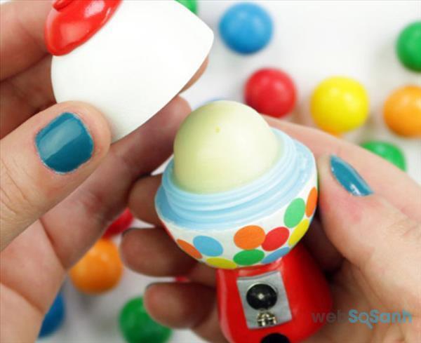 Son trứng EOS Lip Balm