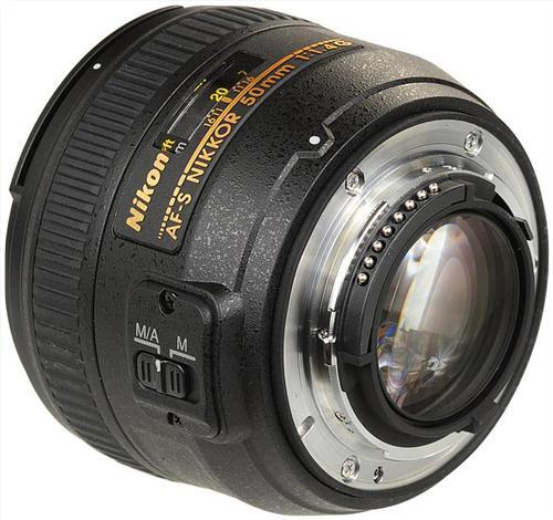ống kính nikon giá rẻ