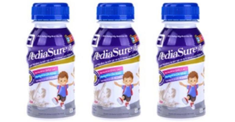 Phân biệt sữa Pediasure nước giả và thật như thế nào ?