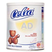 Đánh giá sữa công thức Celia AD dành cho trẻ bị tiêu chảy