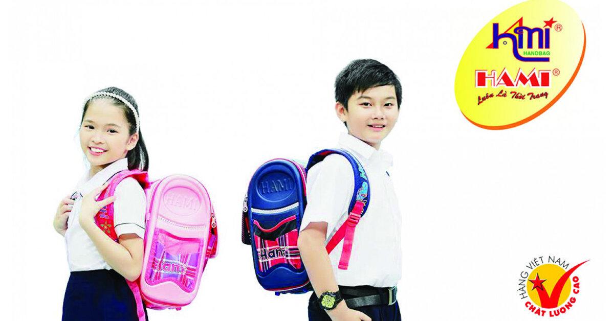 Hà Nội mua cặp balo chống gù lưng Hami ở đâu rẻ và uy tín nhất ?