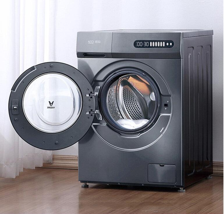 Máy được tích hợp 24 chế độ giặt mà 3 chế độ sấy