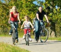Hạnh phúc, sức khỏe và tiền bạc sẽ tăng khi bạn sở hữu… một chiếc xe đạp