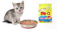 Hạt Me-O cho mèo con (Kitten) có tốt không?