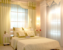 Các loại rèm cửa và cách lựa chọn rèm phù hợp cho phòng ngủ