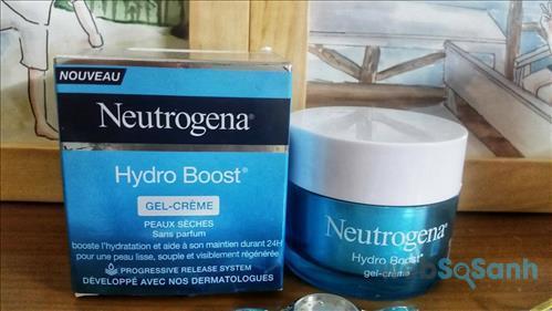 """Kem dưỡng Neutrogena Hydro Boost sẽ là """"liều thuốc"""" cho làn da mệt mỏi, thiếu nước, thiếu ẩm"""