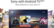 Hệ điều hành Android 7.0 trên smart tivi Sony – Kho ứng dụng phong phú cho người dùng