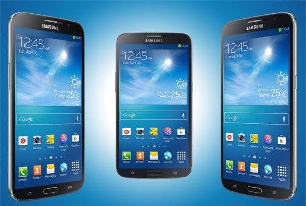 """Hé lộ về điện thoại """" siêu màn hình"""" của Samsung"""