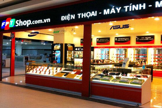 Hệ thống cửa hàng FPT Shop tại Hà Nội