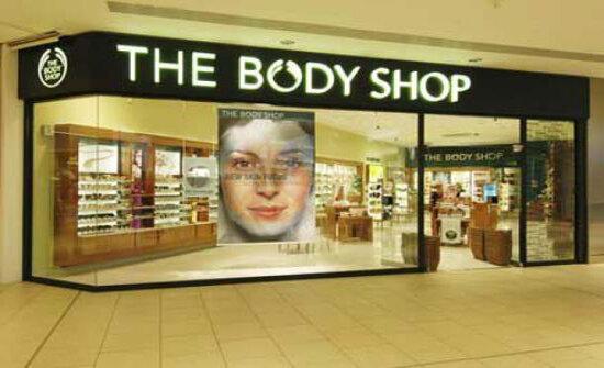 Hệ thống cửa hàng The Body Shop chính hãng tại Việt Nam