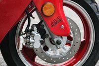 Hệ thống phanh ABS trên xe máy