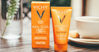 Review kem chống nắng Vichy Ideal Soleil SPF 50+ – Kem chống nắng dành riêng cho da mặt tới từ Pháp