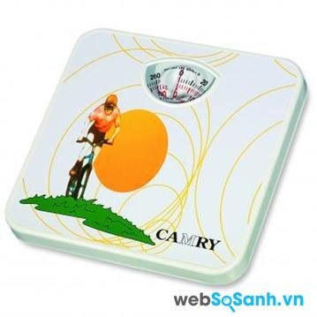 Cân sức khỏe cơ học Camry BR9016