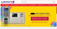 Hethongchamcong.vn – Chuyên cung cấp máy chấm công, kiểm soát ra vào