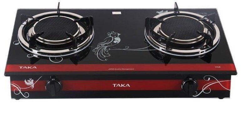 Bếp ga hồng ngoại Taka là của nước nào?