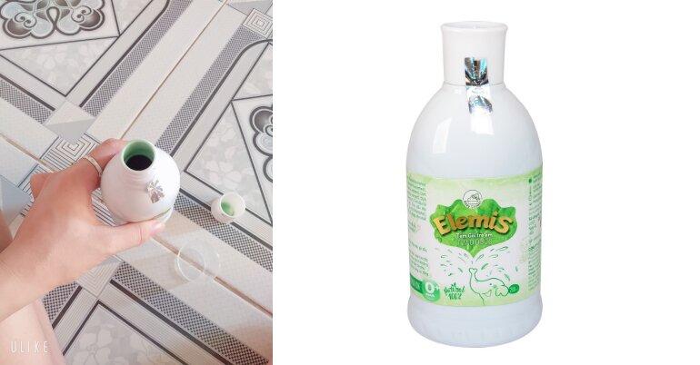 Kết cấu sữa tắm Elemis