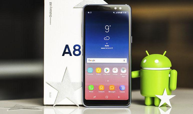 Điện thoại Samsung Galay A8 Star ra mắt giá bao nhiêu ? Chât lượng có tốt không ?