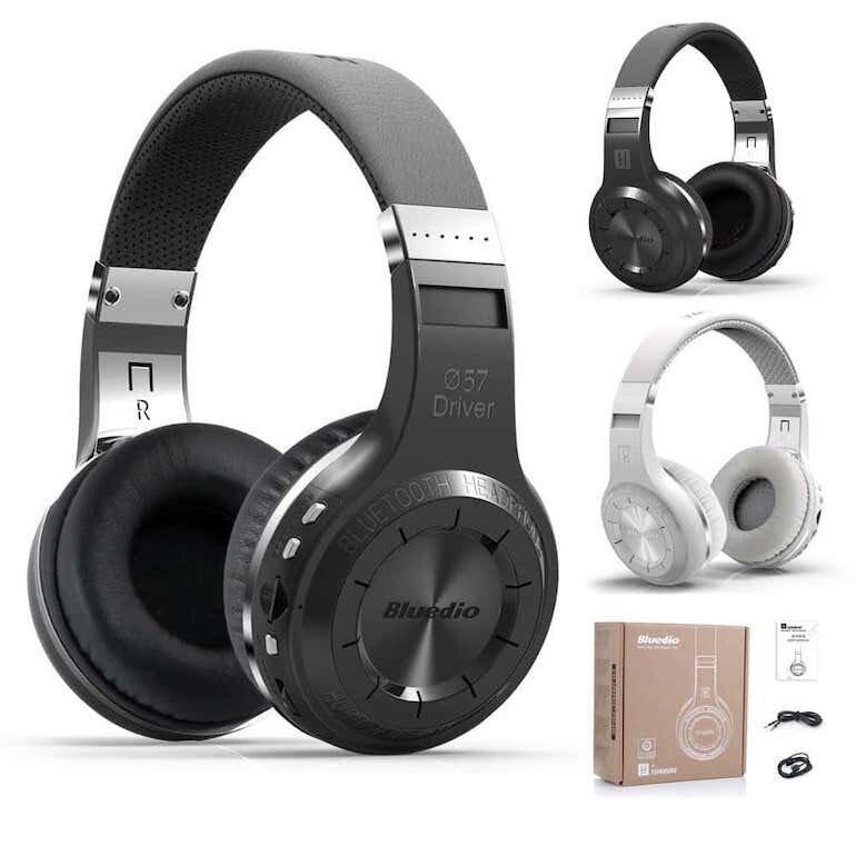 Tai nghe Bluedio Turbine H+ một trong số những chiếc tai nghe chụp tai tốt nhất hiện nay