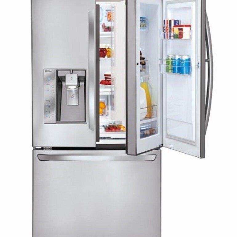 Hiện tượng chảy nước trên tủ lạnh LG – ngueyen nhân và cách khắc phục