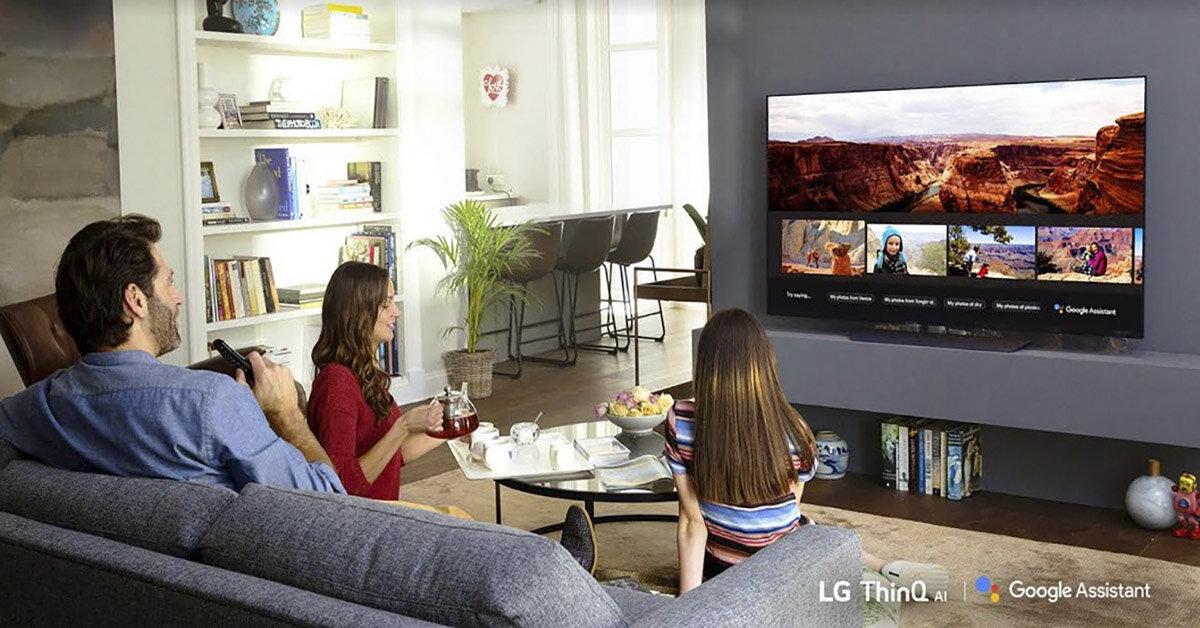 Hiểu hơn về công nghệ Al trên smart tivi LG 2018