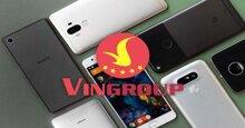 Hình ảnh trên tay điện thoại VSmart của Vingroup